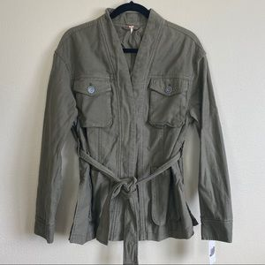Free People In Our Nature Utility Jacket XS NWT